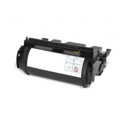 Remanufactured Lexmark 12A6865 toner cartridge - black