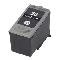 Remanufactured Canon PG-50 inkjet cartridge - black