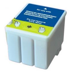 Compatible inkjet cartridge for Epson S020089 - color