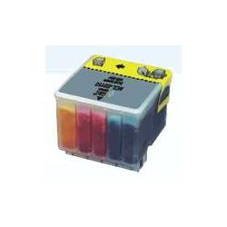 Compatible inkjet cartridge for Epson S020110 - photo