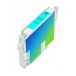 Remanufactured Epson T034220 inkjet cartridge - cyan