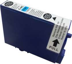 Remanufactured Epson T044220 inkjet cartridge - cyan
