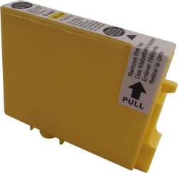 Remanufactured Epson T044420 inkjet cartridge - yellow