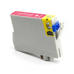 Remanufactured Epson T063320 inkjet cartridge - magenta