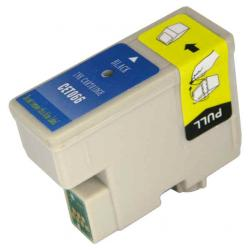 Remanufactured Epson T066 inkjet cartridge - black