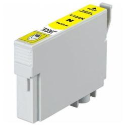 Remanufactured Epson T0734 inkjet cartridge - yellow