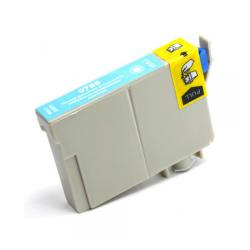 Compatible inkjet cartridge for Epson T504201 - light cyan