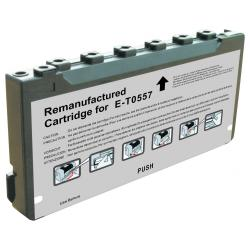 Remanufactured Epson T5570 inkjet cartridge - photo
