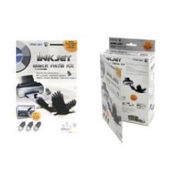 Uni-Kit Inkjet Refill Kit - Black Value Pack