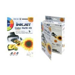 Uni-Kit Inkjet Refill Kit - Color Value Pack