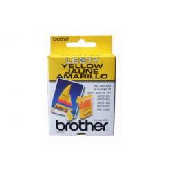 Original Brother LC21Y inkjet cartridge - yellow