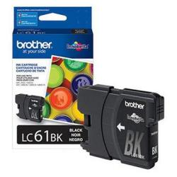 Original Brother LC61BK inkjet cartridge - black