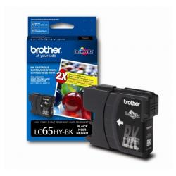 Original Brother LC65BK inkjet cartridge - black