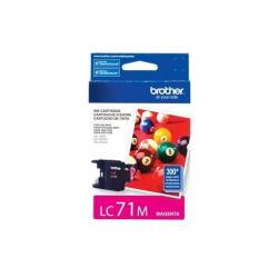 Original Brother LC71M inkjet cartridge - magenta
