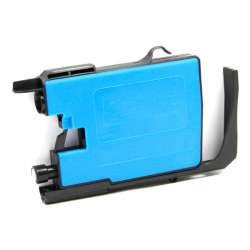 Compatible inkjet cartridge for Brother LC75C - cyan