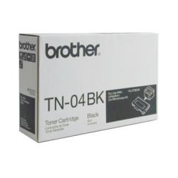 Original Brother TN04BK toner cartridge - black