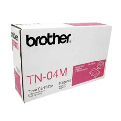 Original Brother TN04M toner cartridge - magenta