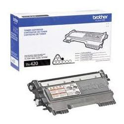 Original Brother TN420 toner cartridge - black
