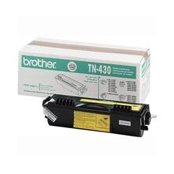 Original Brother TN430 toner cartridge - black