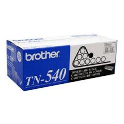 Original Brother TN540 toner cartridge - black