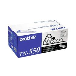 Original Brother TN550 toner cartridge - black