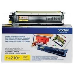 Original Brother TN210Y toner cartridge - yellow