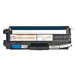 Original Brother TN315C toner cartridge - high capacity cyan