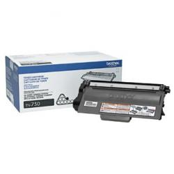 Original Brother TN750 toner cartridge - high capacity black