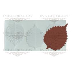 Non-Stick Transparent Chocolate Mold - Leaf for QM-029