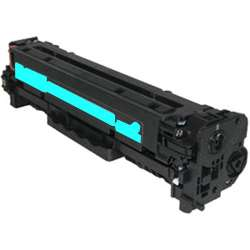 Original Canon 2661B001AA (118) toner cartridge - cyan