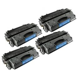 Remanufactured/Compatible Canon 119 toner cartridges - 4-pack
