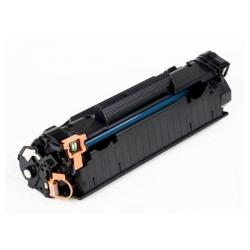 Remanufactured/Compatible Canon 128 toner cartridge - black