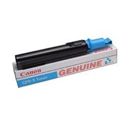 Original Canon GPR-5 toner cartridge - cyan