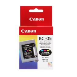 Original Canon BC-05 inkjet cartridge - color