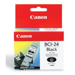 Original Canon BCI-24Bk inkjet cartridge - black