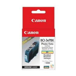 Original Canon BCI-3ePBk inkjet cartridge - photo black