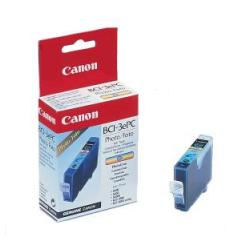 Original Canon BCI-3ePC inkjet cartridge - light cyan