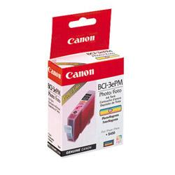 Original Canon BCI-3ePM inkjet cartridge - light magenta