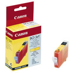 Original Canon BCI-3eY inkjet cartridge - yellow