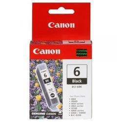 Original Canon BCI-6Bk inkjet cartridge - black