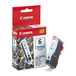 Original Canon BCI-6PC inkjet cartridge - light cyan