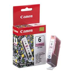Original Canon BCI-6PM inkjet cartridge - light magenta