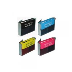 Compatible inkjet cartridges Multipack for Canon BJI-201 - 4 pack