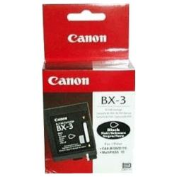 Original Canon BX-3 inkjet cartridge - black