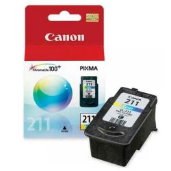 Original Canon CL-211 inkjet cartridge - color