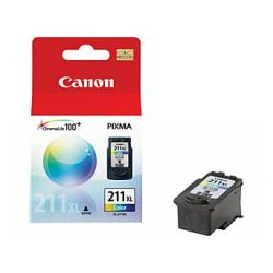 Original Canon CL-211XL inkjet cartridge - high capacity color