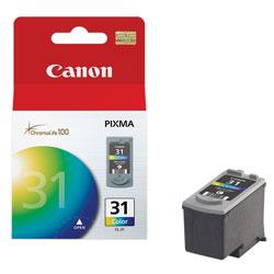 Original Canon CL-31 inkjet cartridge - color
