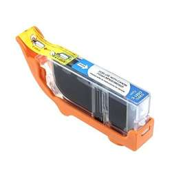 Compatible inkjet cartridge for Canon CLI-221C - cyan