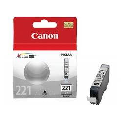 Original Canon CLI-221GY inkjet cartridge - gray