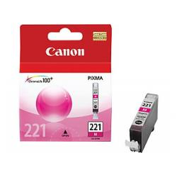 Original Canon CLI-221M inkjet cartridge - magenta